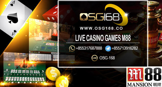 MANSION 888 CASINO ONLINE