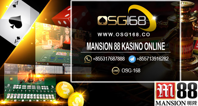 MANSION 88 KASINO ONLINE
